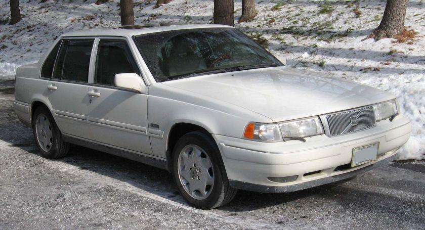 1990-1998 Volvo-960-sedan