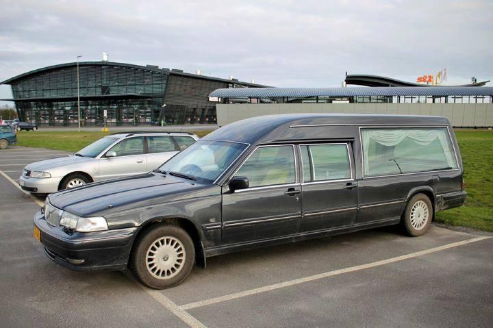1990 Volvo 900 serie Herse