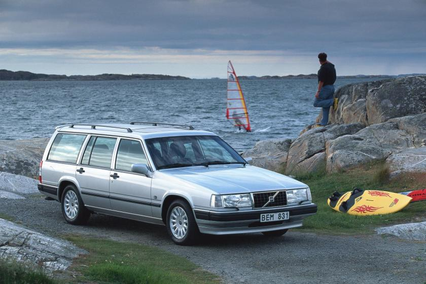 1990 Volvo 940 3