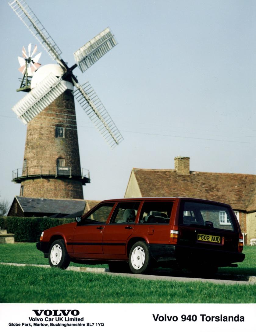 1990 Volvo 940 4