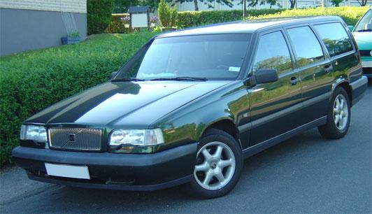 1991-97 Volvo 850 kombi