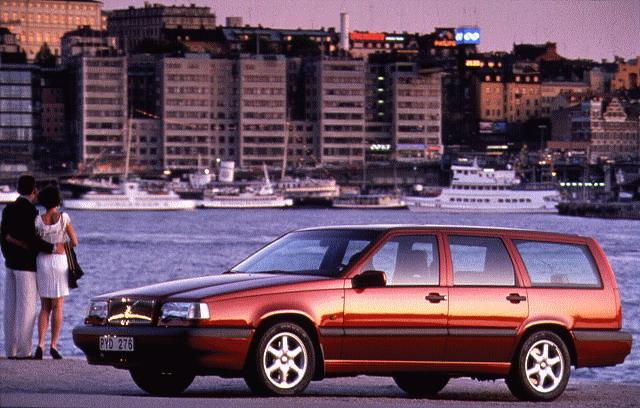 1991 Volvo 850 1