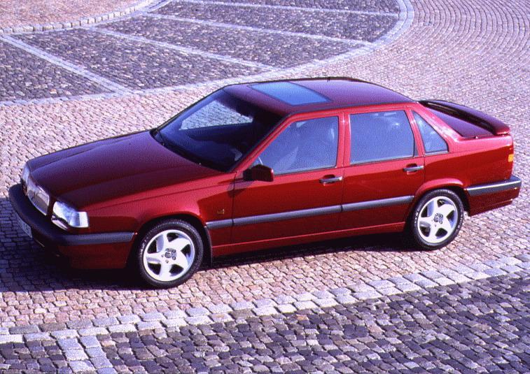 1991 Volvo 850 2