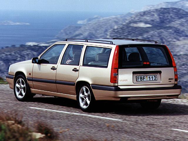 1991 Volvo 850 3