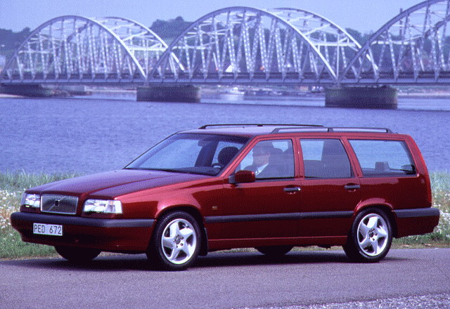 1991 Volvo 850 4