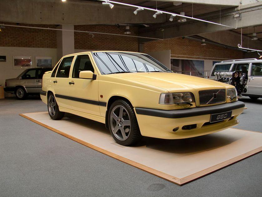 1991 Volvo 850t5r