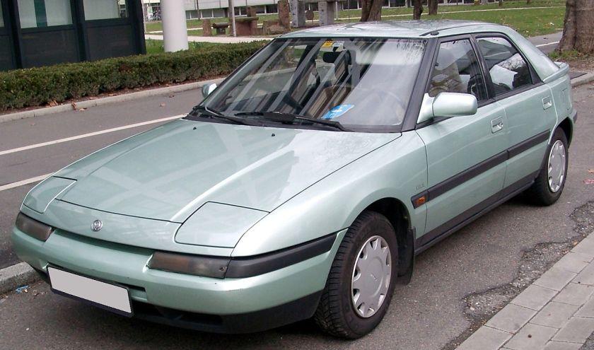 1992 Mazda 323f