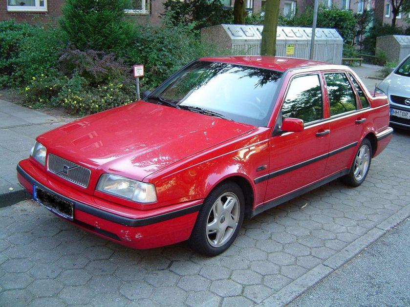 1993 Volvo 460