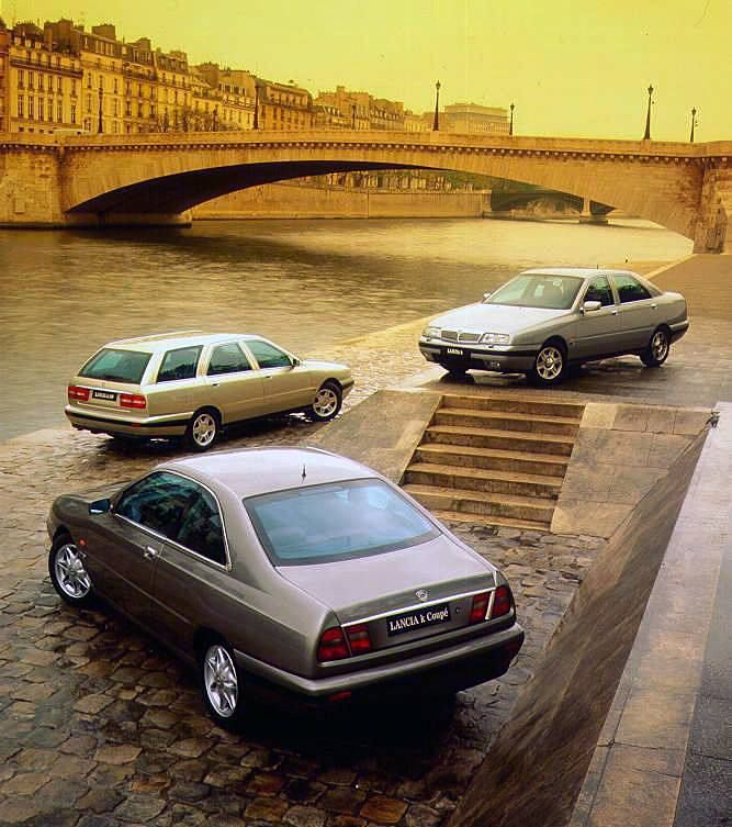 1994 Lancia 3 ad