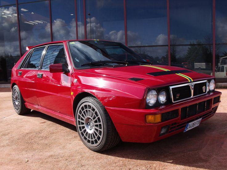 1994 Lancia Delta HF Integrale Evoluzion