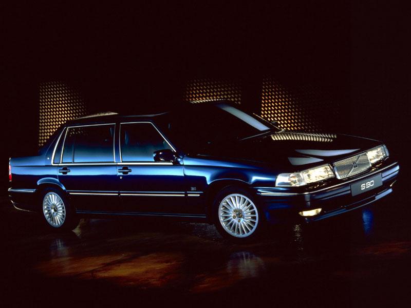 1996 Volvo S90 3