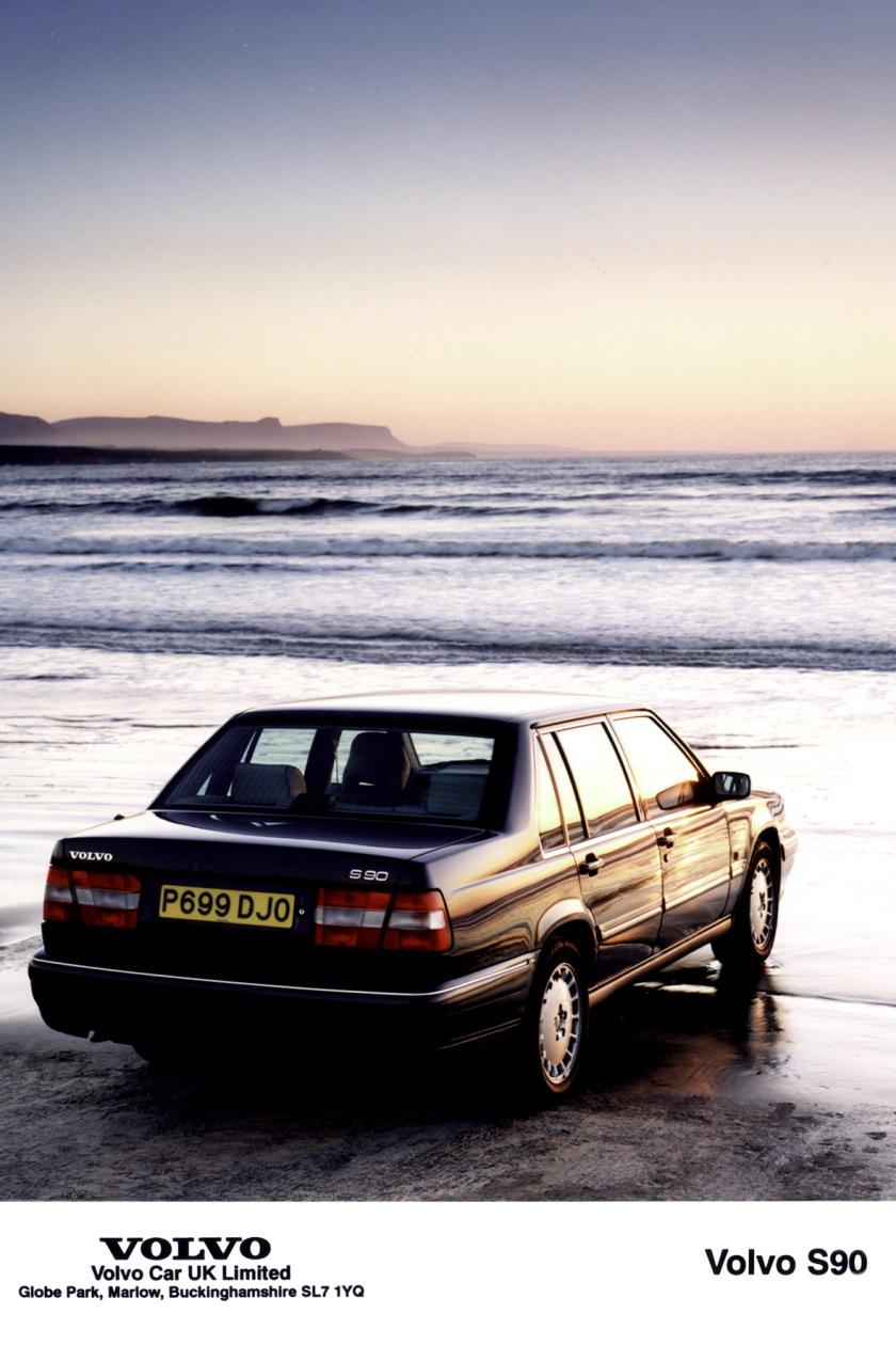 1996 Volvo S90 4