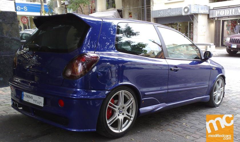 1997 Fiat Bravo HGT Abarth 2000