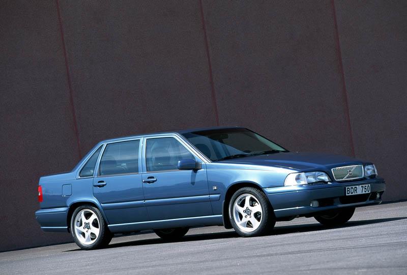 1997 Volvo S70 1