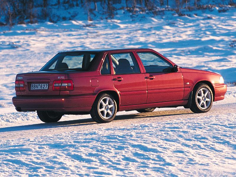 1997 Volvo S70 2