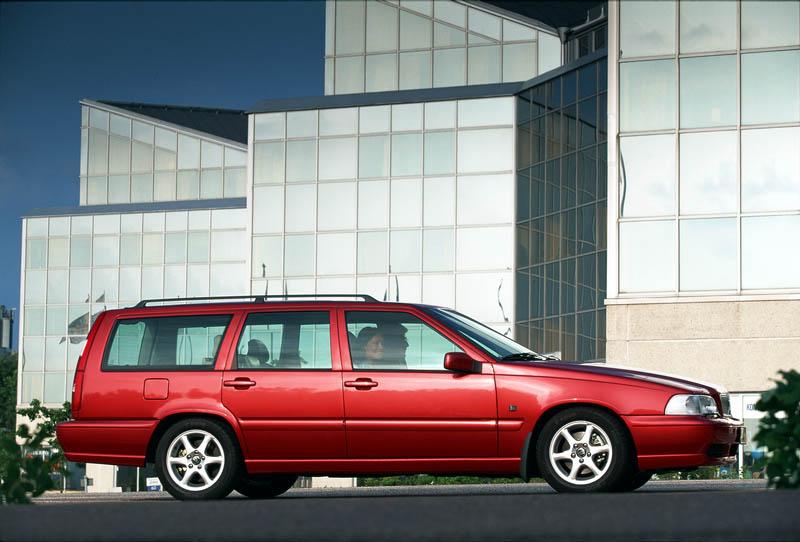1997 Volvo V70 1