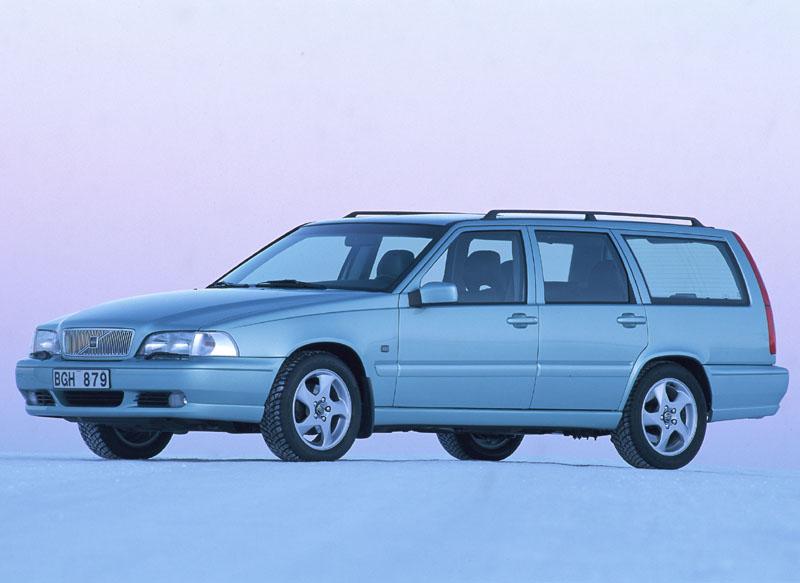 1997 Volvo V70 2