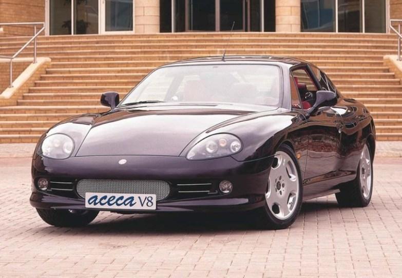 1998 AC Aceca .