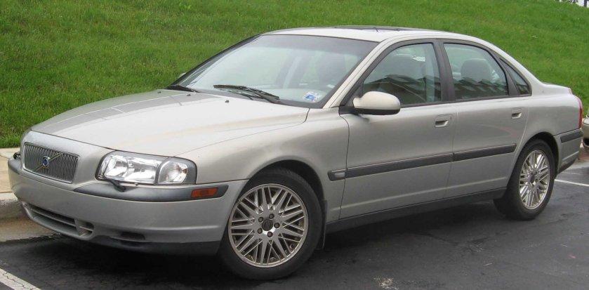 1999-03 Volvo S80 2.9