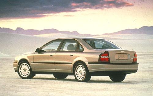1999 Volvo S80 4 Dr 2.9 Sedan
