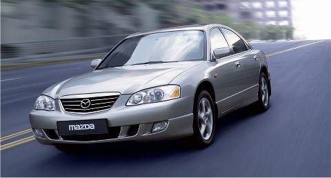 2001 Mazda Xedos 9