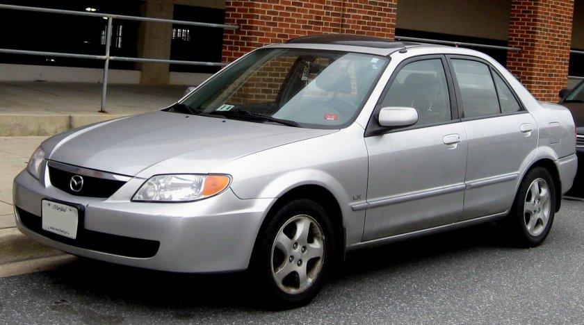 2002-05 Mazda Protege LX323