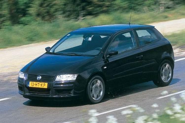 2002 Abart Fiat Stilo 2.4 20v Selespeed