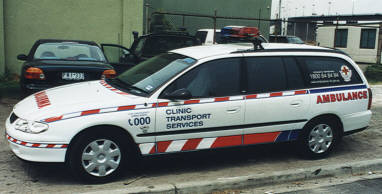 2002 Holden Commodore VX Wagon