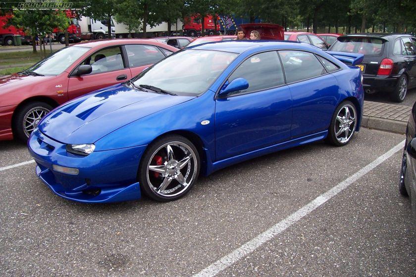 2002 Mazda-323f