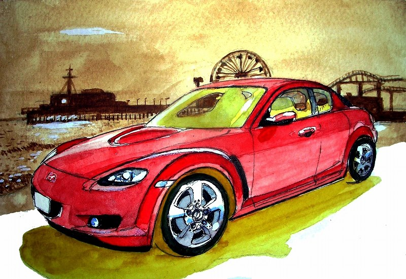 2003 RX-8