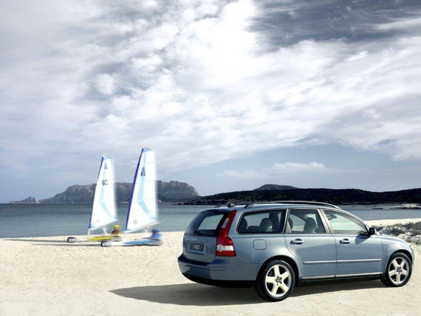 2003 Volvo V50 5