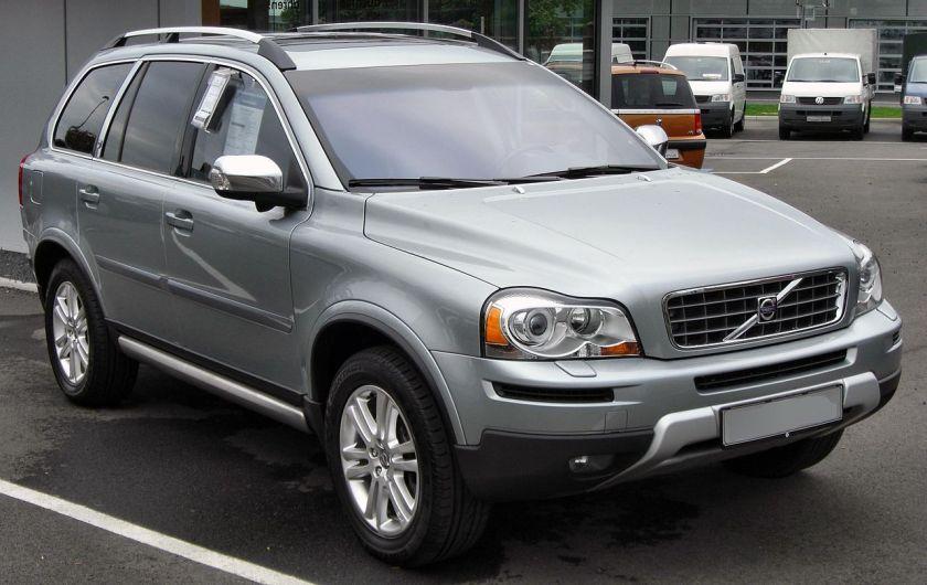 2003 Volvo XC90 D5 Facelift