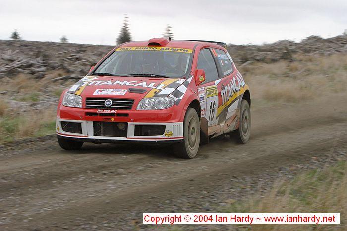 2004 Fiat Punto Abarth