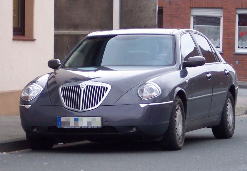 2004 Lancia Thesis vl