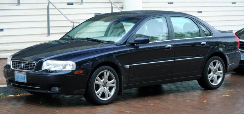 2004–06 Volvo S80