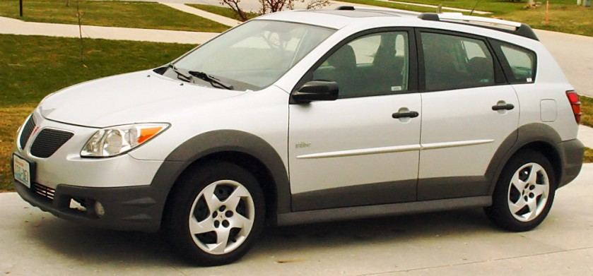 2006 Pontiac-vibe-silver