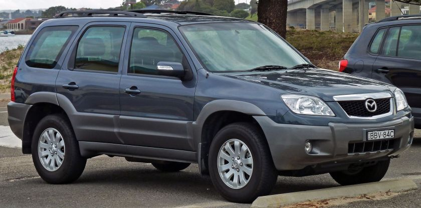 2006–2008 Mazda Tribute wagon