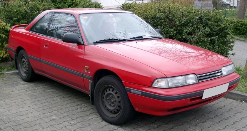 2008 Mazda 626 Coupé