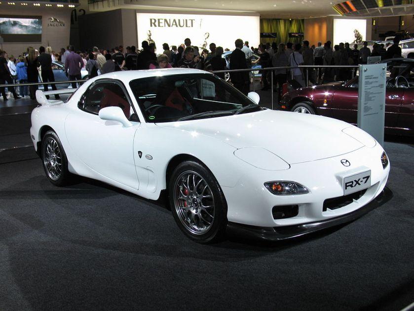 2008 Mazda rx 7