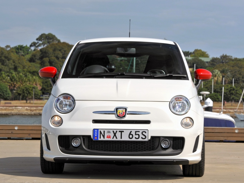 2008-pr Abarth 500 Esseesse AU-spec