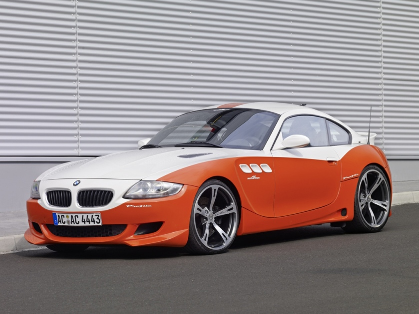 2009 AC Schnitzer Profile – BMW Z4 M Coupe