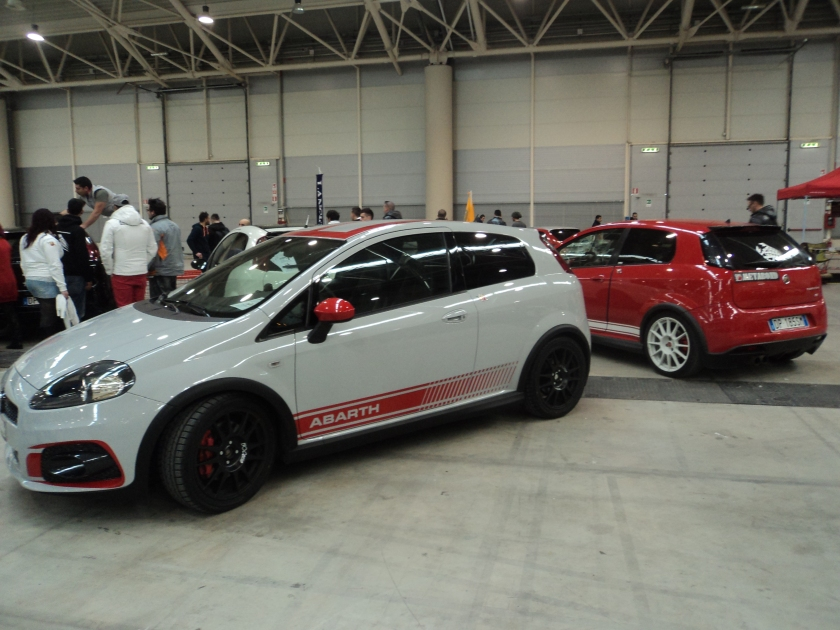 2009 Fiat_Punto_Abarth@Rome_Tuning_Show_09
