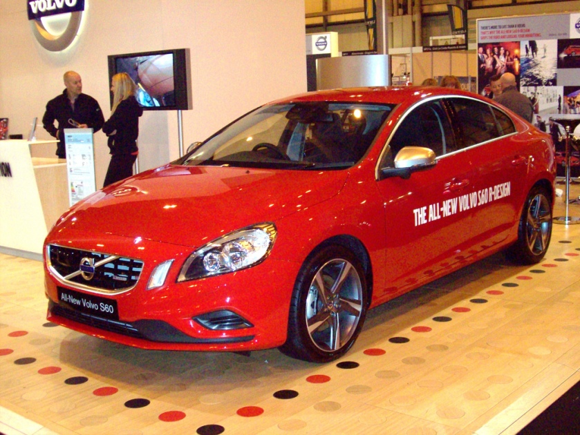 2010 Volvo S60 R-design Engine 2,0ltr Turbo of 241bhp