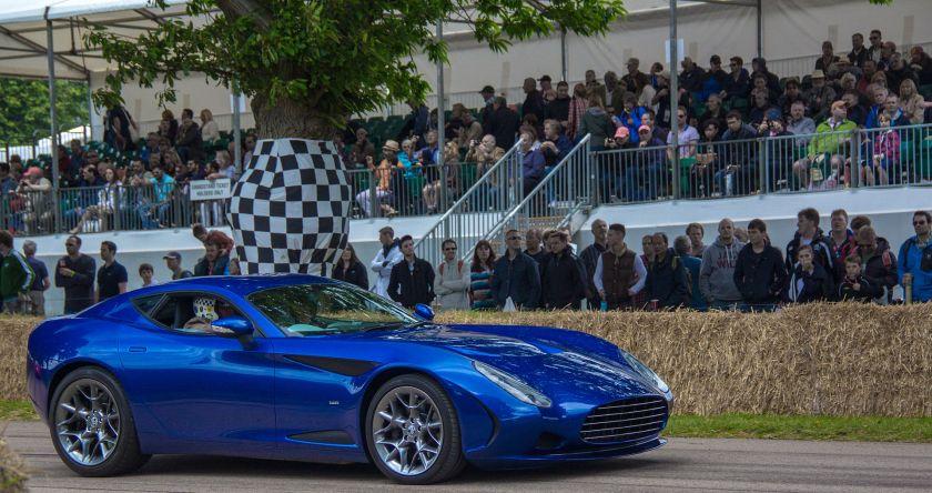 2012 AC 378 GT Zagato