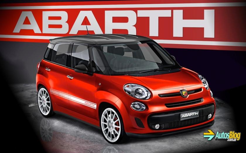 2013 Fiat 500L Abarth