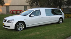 2013 Holden Commodore 2 Door Hearse Statesman