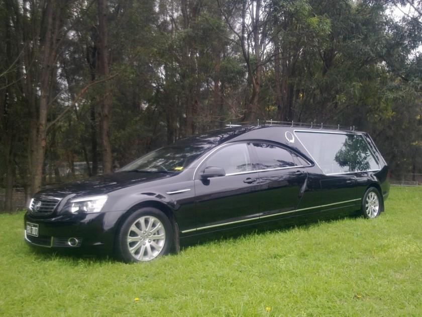 2013 Holden Stateman Hearse