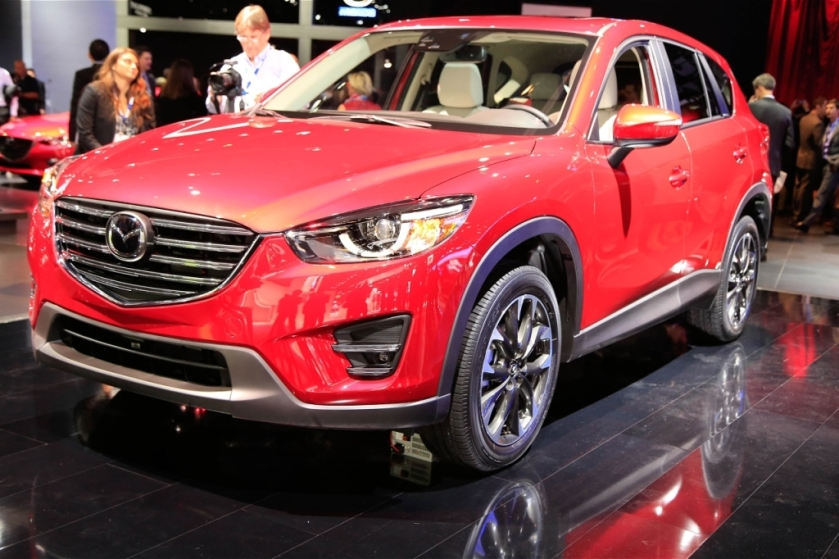 2014 Los-Angeles-Auto-Show-Mazda-CX-5