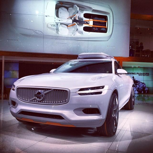 2014 Volvo XC Coupé Concept