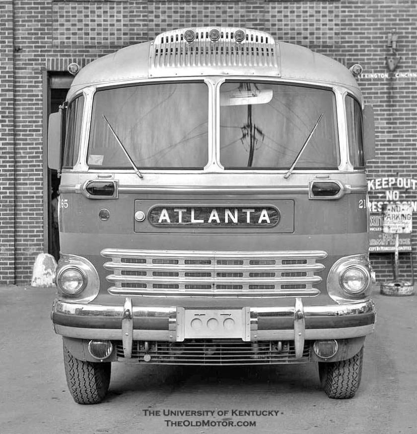 A.C.F. Brill Model IC Coach